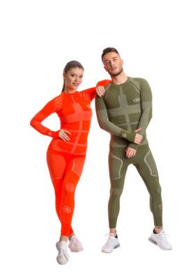 галерия безшевно облекло - пълен мъжки и дамски термо комплект