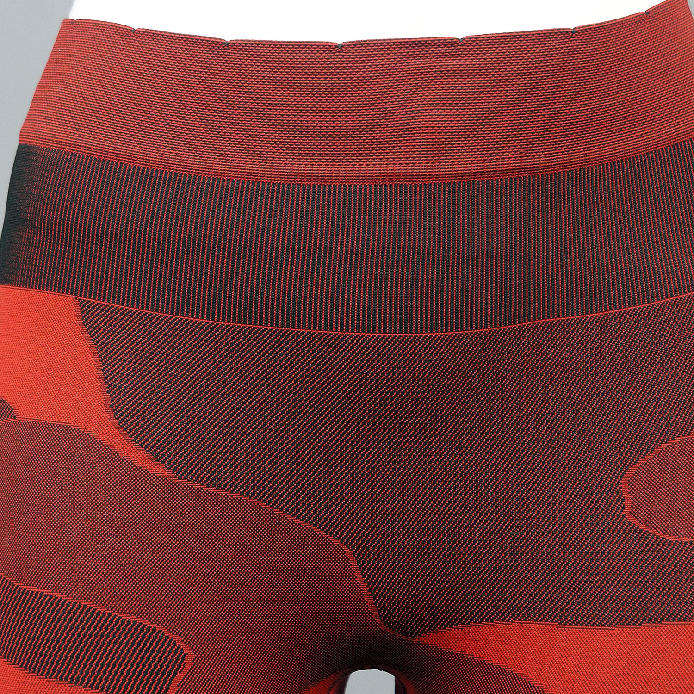 термо клин дамски червен камуфлаж - снимка 6