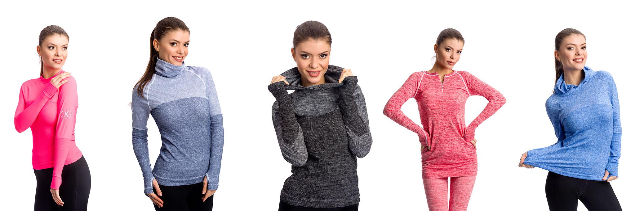дамски термо блузи - снимка за корица