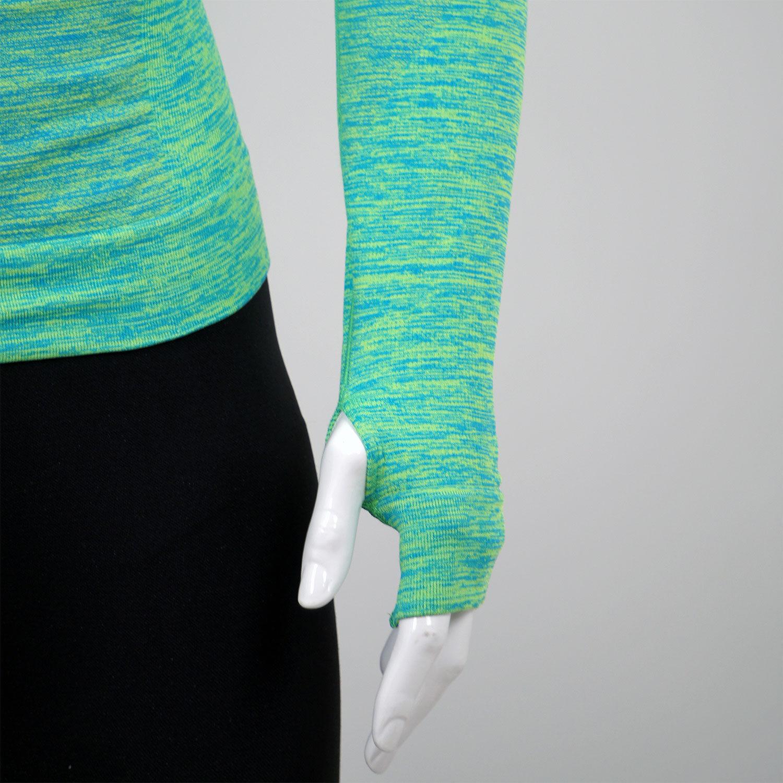 Мъжка термо блуза зелена марка KSport - снимка 4
