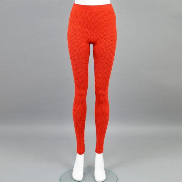 Червен комплект дамско термо бельо марка KSport - снимка 4