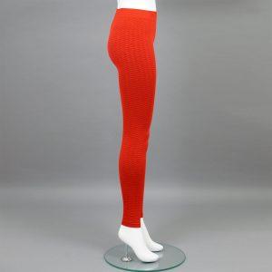 Червен комплект дамско термо бельо марка KSport - снимка 5