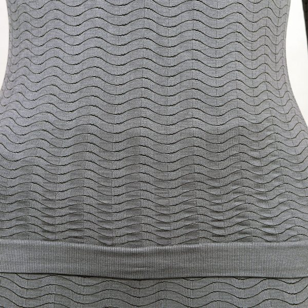 сив комплект дамско термо бельо марка KSport - снимка 6