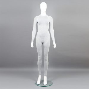 светлосив комплект дамско термо бельо марка KSport - снимка 1