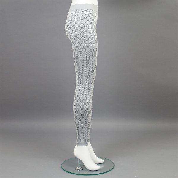 светлосив комплект дамско термо бельо марка KSport - снимка 8