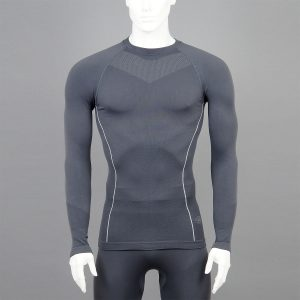 Термо бельо мъжкa блуза сива - снимка 1