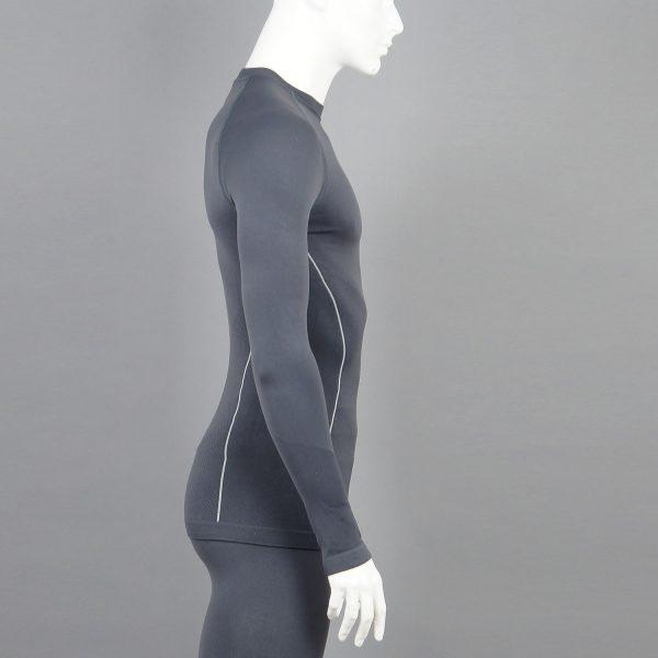 Термо бельо мъжкa блуза сива - снимка 3