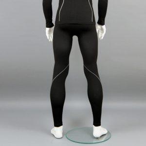 Термо клин мъжки модел в черен цвят на марката KSport - снимка 2