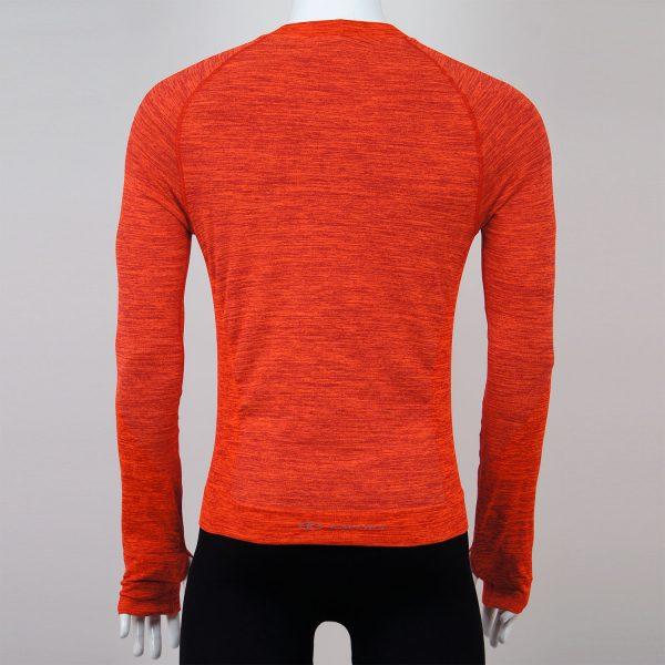 Мъжка термо блуза оранжева марка KSport - снимка 4