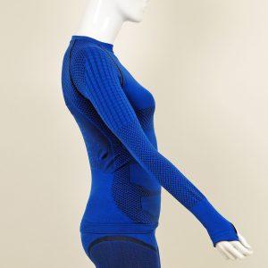 Термо блуза дамска KPROTERM синя - снимка 3
