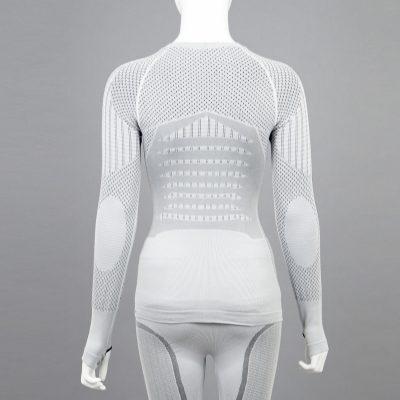 Термо блуза дамска KPROTERM светлосива - снимка 2