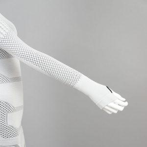 Термо блуза дамска KPROTERM светлосива - снимка 4