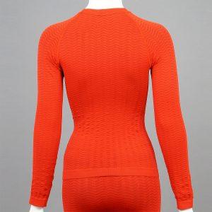 дамска термо блуза червен цвят марка KSport - снимка 2