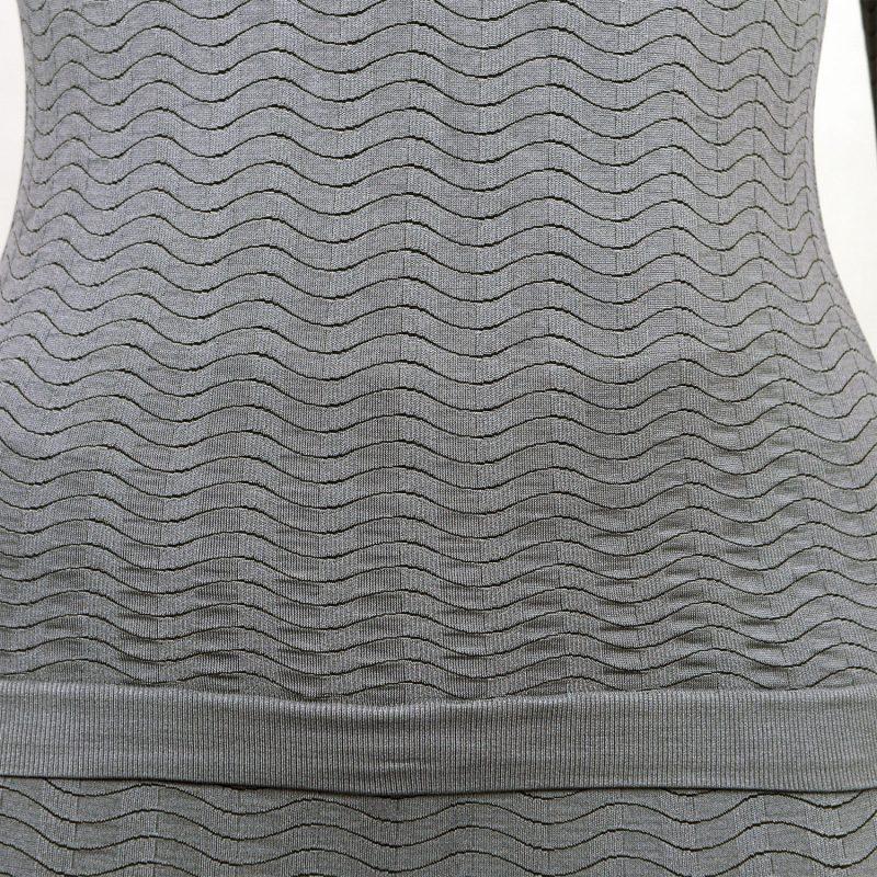 Термо блуза - дамски модел - сива - снимка 6