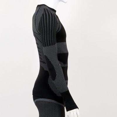 Термо блуза мъжка KPROTERM черна - снимка 3