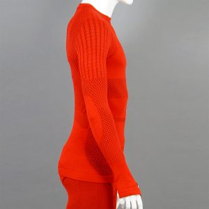 мъжка термо блуза KSport KPROTERM червен цвят - снимка 3