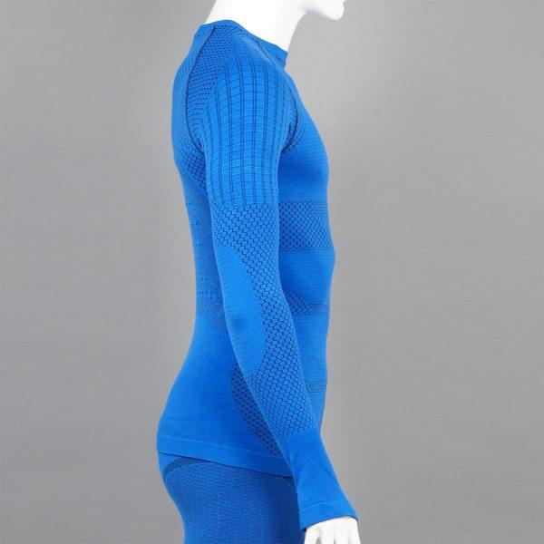 Термо блуза мъжка KPROTERM син цвят - снимка 3