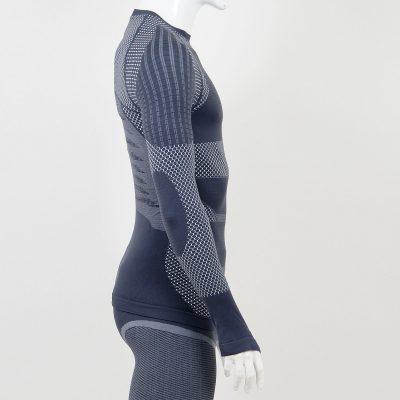 Термо блуза мъжка KPROTERM сива - снимка 3