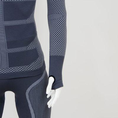 Термо блуза мъжка KPROTERM сива - снимка 4