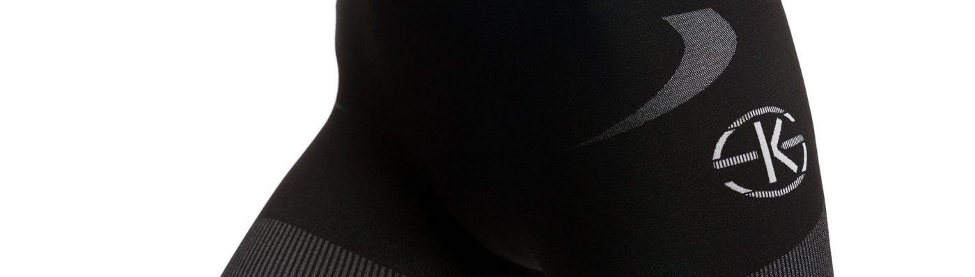 лого на марката KSport върху термо клин
