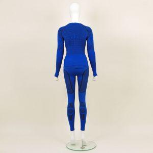 Термо комплект дамски KPROTERM син - снимка 2