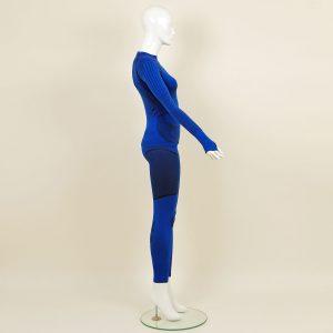 Термо комплект дамски KPROTERM син - снимка 3