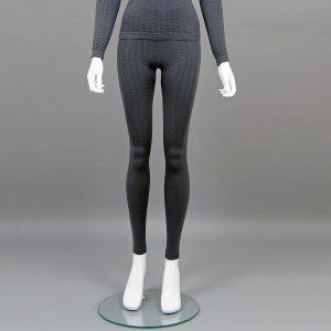 Термо клин дамски модел сив цвят - снимка 1
