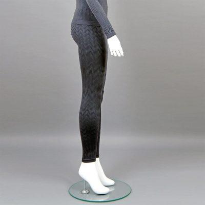 Термо клин дамски модел сив цвят - снимка 2