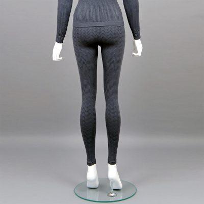 Термо клин дамски модел сив цвят - снимка 3