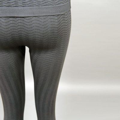 Термо клин дамски модел сив цвят - снимка 4