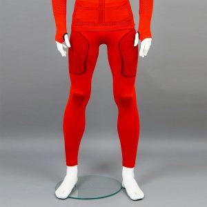 Мъжки термо клин KSport KPROTERM червен цвят - снимка 3