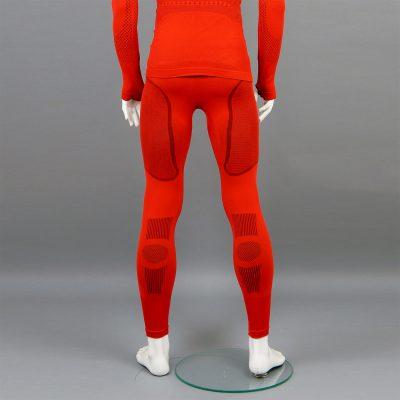 Мъжки термо клин KSport KPROTERM червен цвят - снимка 4