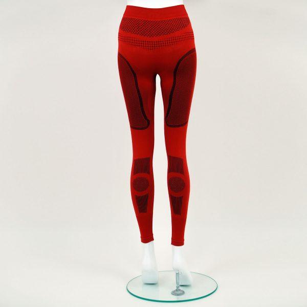 Термо комплект дамски KPROTERM червен - снимка 6