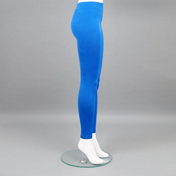 Термо комплект дамски цвят син камуфлаж - снимка 5