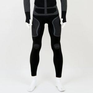 Термо комплект мъжки KPROTERM черен - снимка 4