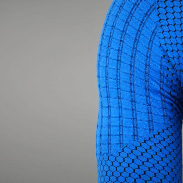 Термо блуза мъжка KPROTERM син цвят - снимка 5