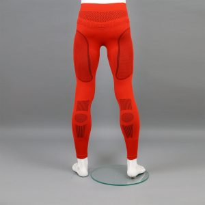 Термо комплект мъжки KPROTERM червен - снимка 5