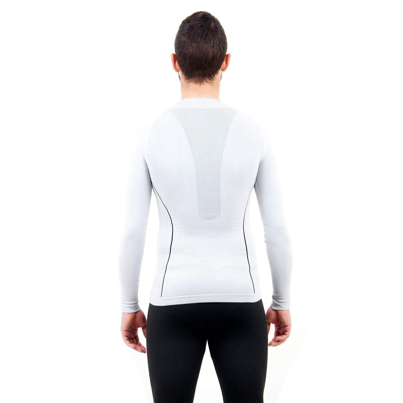 Термо бельо - мъжкa блуза марка KSPORT бял цвят - снимка 4