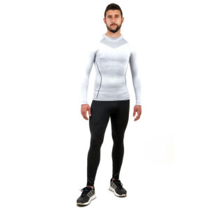 Термо бельо - мъжки клин марка KSPORT черен цвят - снимка 3