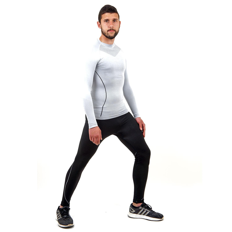 Термо бельо - мъжки клин марка KSPORT черен цвят - снимка 4