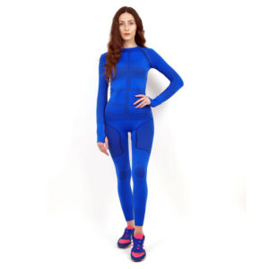 Термо клин дамски марка KSPORT серия KPROTERM син цвят