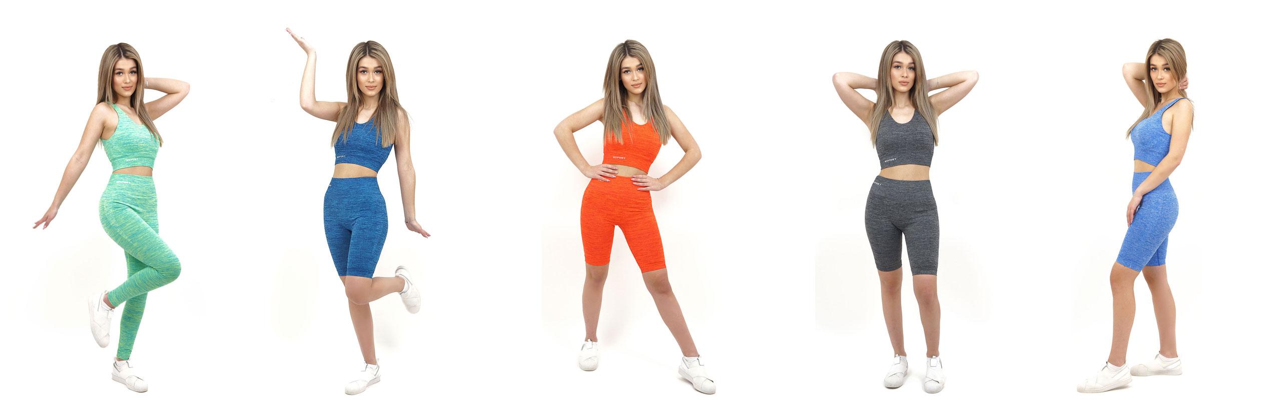 серия спортни облекла KFLUSH на маркта KSPORT