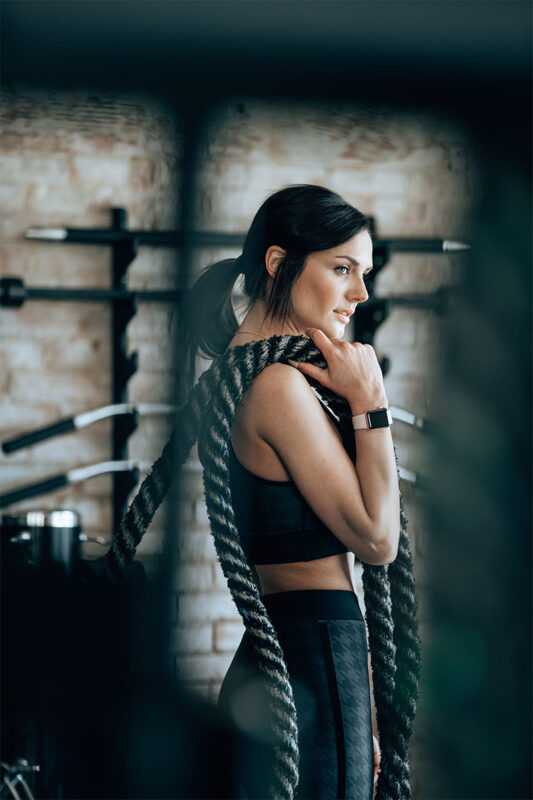 спортно термо облекло за фитнес